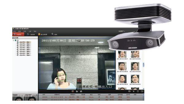 人臉辨識系統