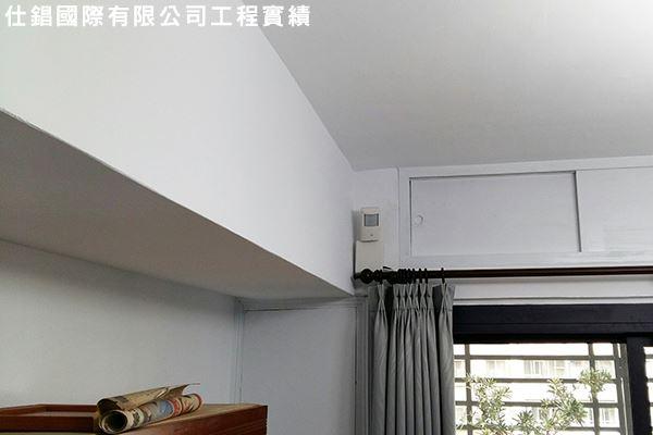 傅先生住家 監控系統監視器安裝