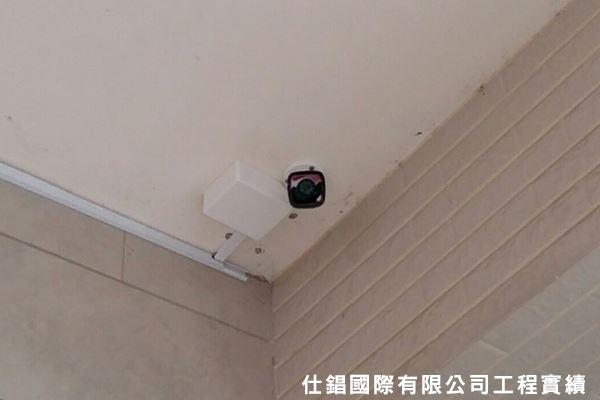 四維路住家 監控系統監視器安裝