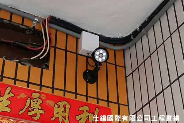 太平街住家 監控系統監視器安裝
