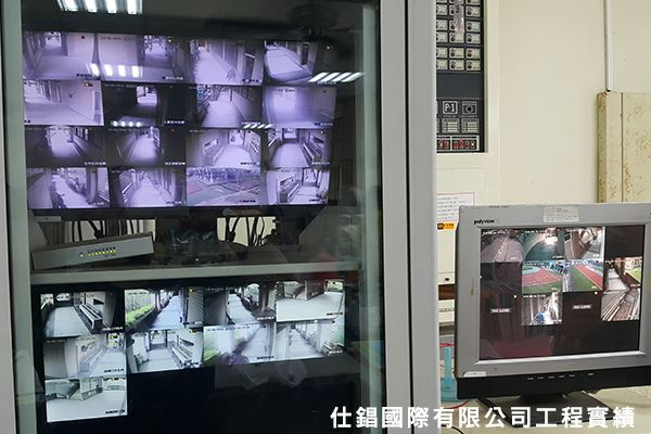 東山高級中學 IP CAM網路攝影機安裝