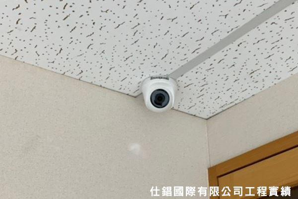 長泰教養院 監控系統監視器安裝