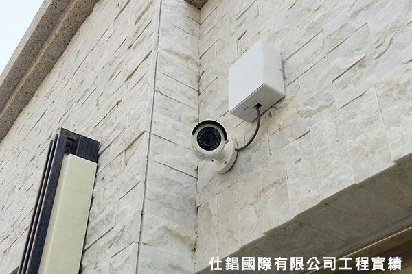高雄茄萣住家 監控系統監視器安裝