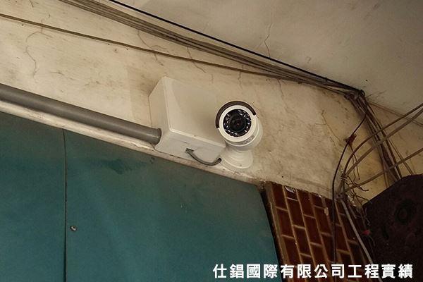 鹽水住家 監控系統監視器安裝